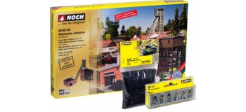 NOCH NO 66301 - Pack promotionnel - Petite mine de charbon