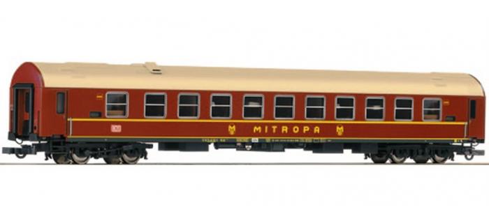 Train électrique : ROCO R64877 - Voiture Mitropa Y DB