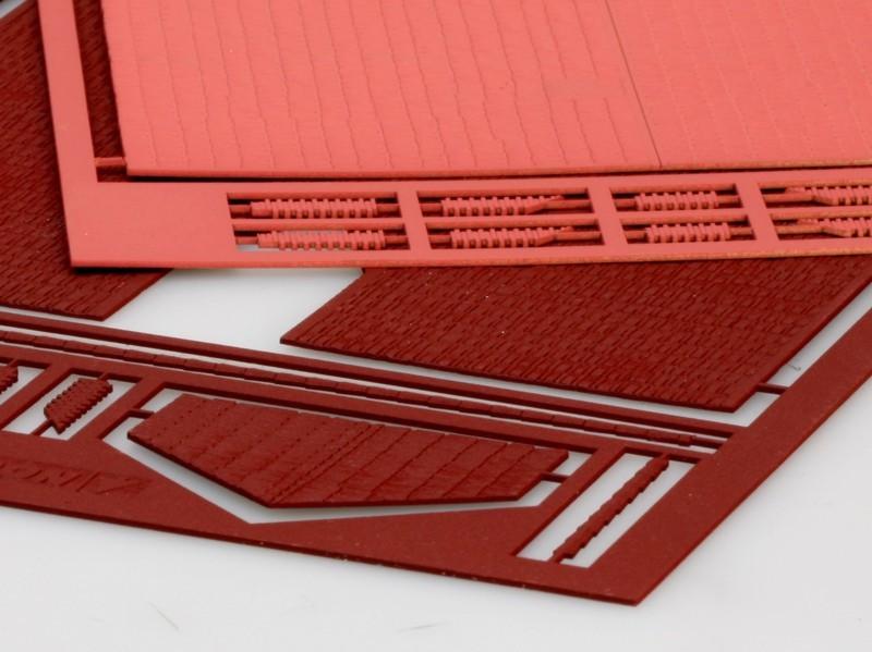 Laser-Cut+ de Noch pour diorama