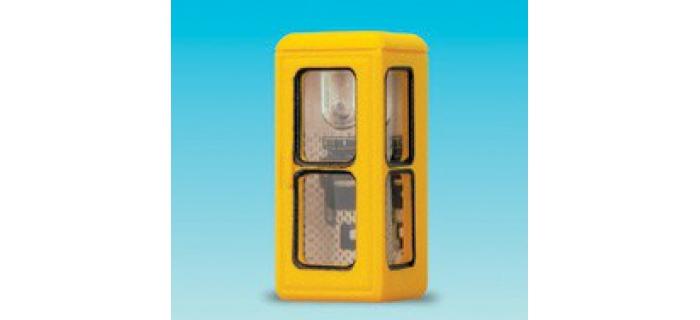 brawa 4563 cabine telephonique pour modelisme ferroviaire et diorama