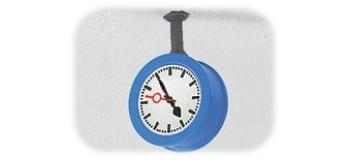 horloge lumineuse murale br5261 brawa accessoires de d cor easy miniatures. Black Bedroom Furniture Sets. Home Design Ideas