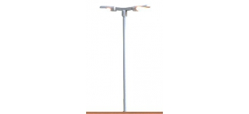 Brawa 5502 lampadaire de plateforme double