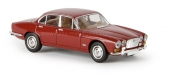 BREKINA 13651 - Jaguar XJ6, rouge bordeaux