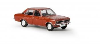 BREKINA 20370 Opel Ascona rouge