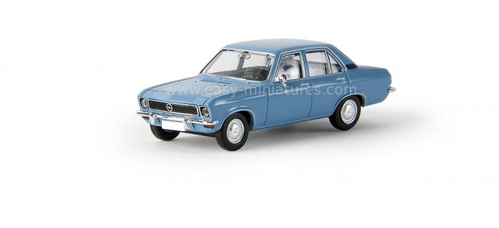BREKINA 20372 Opel Ascona A bleu clair