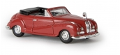 BREKINA 24501 - BMW 502 Cabrio, rouge carmin