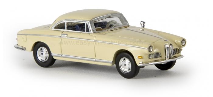 BREKINA 24503 - BMW 502 Coupé, ivoire
