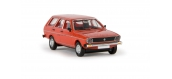 BREKINA 25601 - VW Passat Variant 1974, rouge