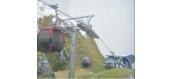 Modélisme ferroviaire : JC82495 - Remontée mécanique - Téléphérique