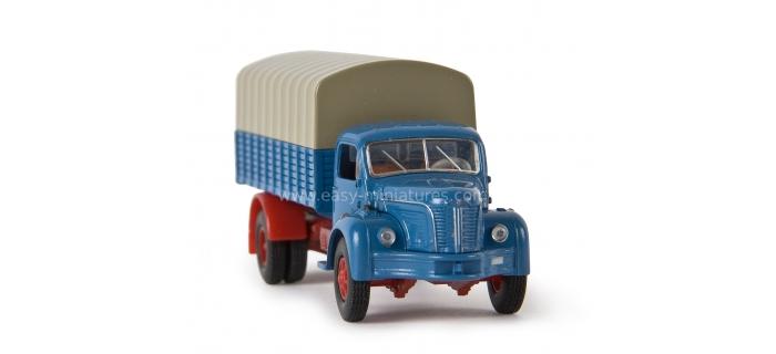 SAI 2621 BREKINA 85301 Berliet GLR 8 , bleu / rouge