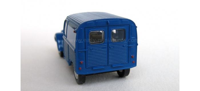 BREKINA 14115 - Citroen 2 CV fourgonnette 1961 AZU