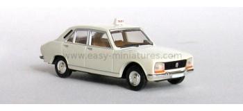 SAI 2095.1 - Peugeot 504 taxi, blanc