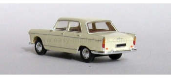 brekina 2115 - Peugeot 404 ivoire