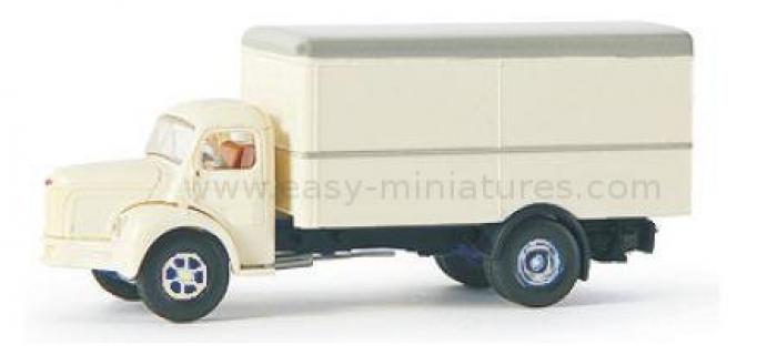 SAI 2600 - Camion tolé Berliet GLR 8, ivoire