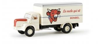 BREKINA SAI 2603 / BRE 85313 - Camion tolé Berliet GLR 8,