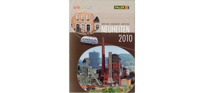 Brochure Faller