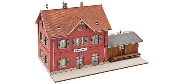 faller 212116 gare Klingerberg