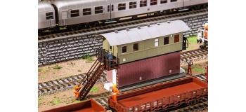 Train électrique : FALLER F120112 - Poste d'aiguillage provisoire