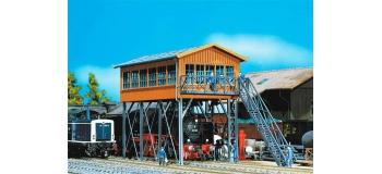 Modélisme ferroviaire : FALLER F120122 - Poste Aiguillage