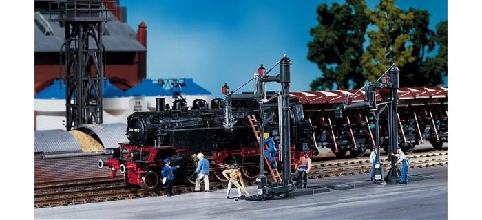 modelisme ferroviaire faller 120137 grue à eau