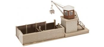 diorama faller 120147 depot de charbon diorama
