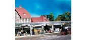 Modélisme ferroviaire : FALLER F120187 - Quai Couvert