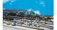 Modélisme ferroviaire : FALLER F120191 - Quais couverts