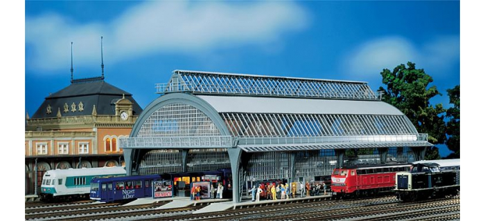 FALLER 120199 Halle de gare modelisme ferroviaire