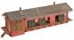faller 222112 Gare Marchandises modelisme ferroviaire diorama
