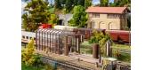 Modélisme ferroviaire : FALLER F120310 - Petite station de lavage pour trains