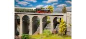 Modélisme ferroviaire :  FALLER F180465 - Coffret viaduc, 2 voies