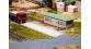 Train électrique :  FALLER F130172 - Bascule à camions avec bureaux