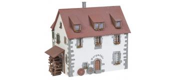 Modélisme ferroviaire : FALLER F130189 - Moulin du chateau