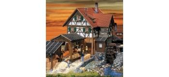 maquette FALLER 130229 - Moulin avec scierie