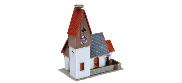 FALLER F130236 - Eglise de village