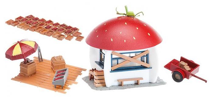 FALLER 130260 Stand de fraises