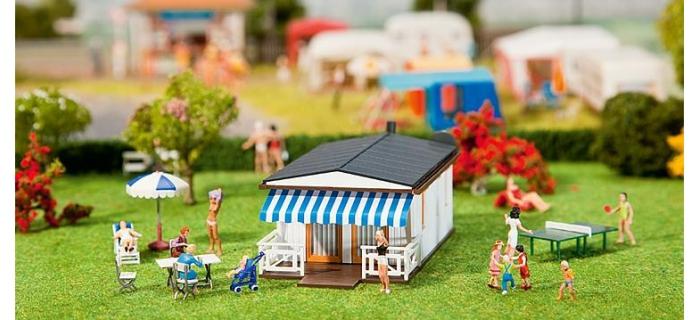 faller 130272 Bungalow Camping