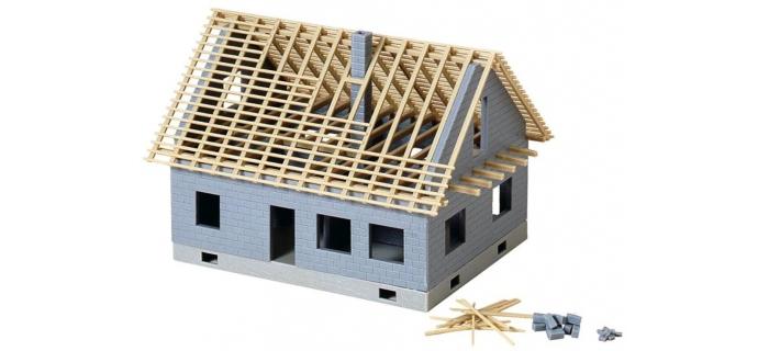 FALLER F130303 - maison en construction.