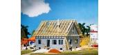 Modélisme ferroviaire : FALLER F130303 - maison en construction.