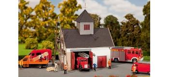 faller 130336 Maison Pompiers De Campagne