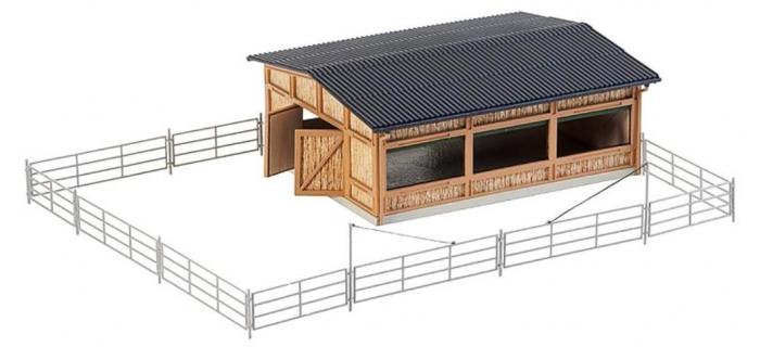 FALLER F130547 - Abri de bétail