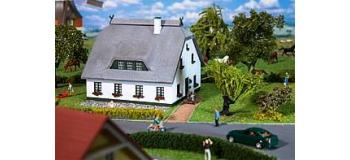 Train électrique :  FALLER F130550 - Maison de vacances de l'Allemagne du Nord