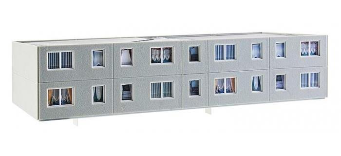 FALLER F130802 - HLM en préfabriqué P2 Complément