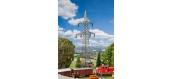 Modélisme ferroviaire : FALLER F130898 - 2 Pylônes de câbles aériens (110 kV)