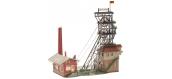 modelisme ferroviaire diorama faller 130945 Chevalement De Mine
