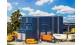 Train électrique : FALLER 130987 - Magasin à rayonnages entrepôt