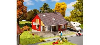 Train électrique :  FALLER F131206 - Maison avec terrasse