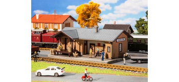 Train électrique : FALLER F131211 - Hall marchandises