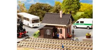 Train électrique : FALLER F131213 - Maison de Garde Barrière
