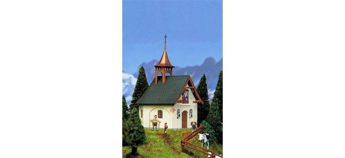 Train électrique :  FALLER F131229 - Chapelle de montagne